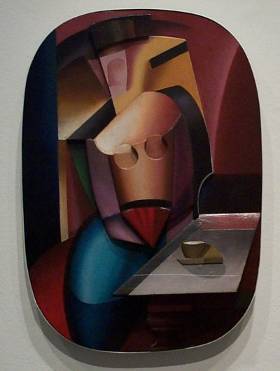 Archipenko 1915 In the Cafe.jpg