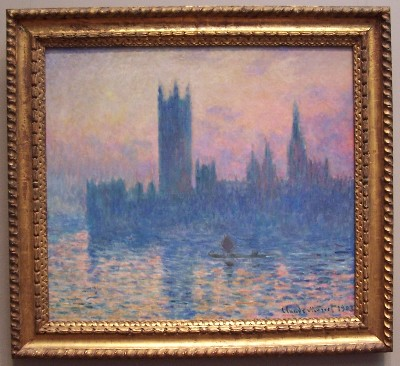 Monet 1903 The House of Parliament Sunset.jpg